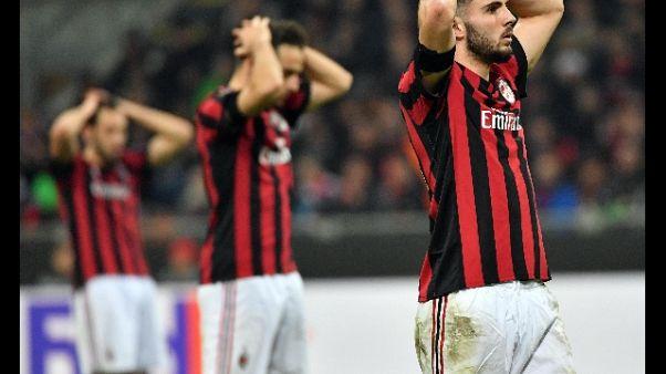 Europa League: Milan-Arsenal 0-2