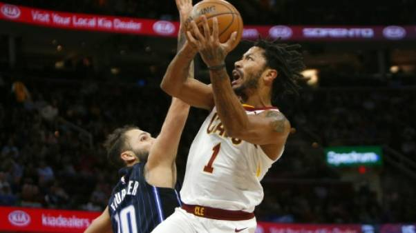 NBA: Minnesota vole au secours de Derrick Rose