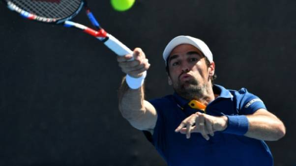 Tennis: Chardy stoppe Benneteau à Indian Wells