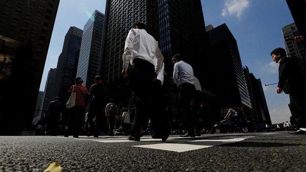 Japan real wages slump, overshadow rebound in household spending