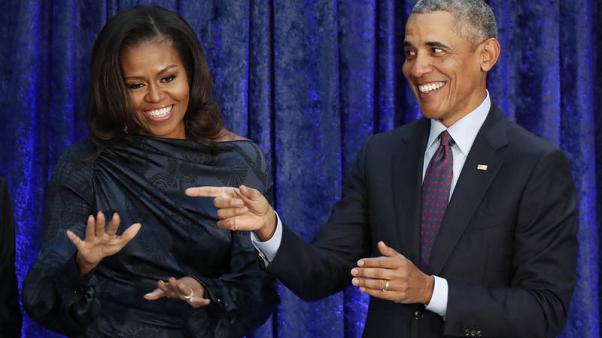 صحيفة: محادثات مع أوباما لكتابة برامج لشبكة نتفليكس