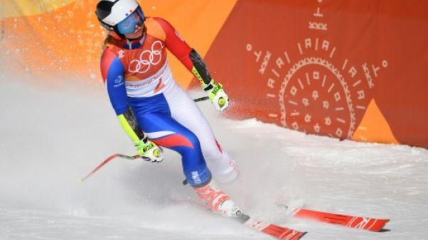 Ski: objectif petit globe de slalom géant pour Worley