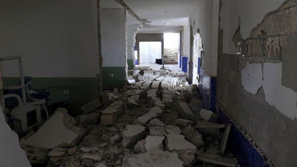 منظمة الصحة: تزايد الهجمات على منشآت صحية في سوريا
