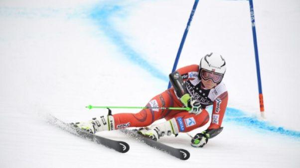 Ski: Movinckel la plus rapide de la 1re manche du slalom géant d'Ofterschwang