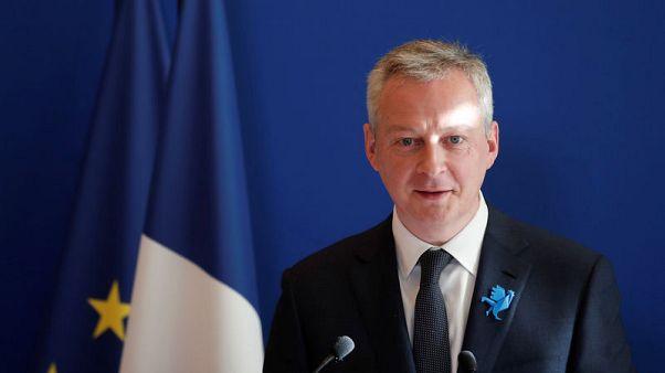 وزير المالية: فرنسا تأسف للرسوم الجمركية الأمريكية وستقيم الأمور للرد