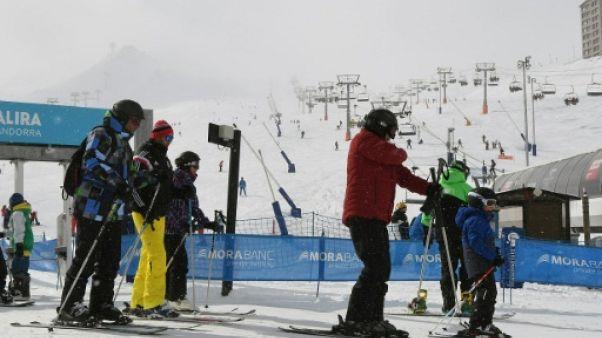 "Andorre, la stratégie gagnante de ""l'or blanc"""