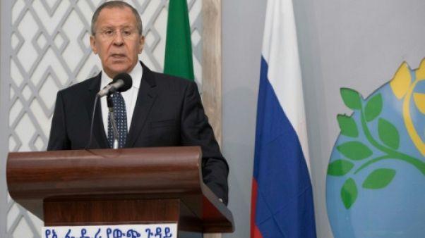 """La Russie qualifie de """"propagande"""" les allégations sur son rôle dans l'empoisonnement de son ex-agent double"""