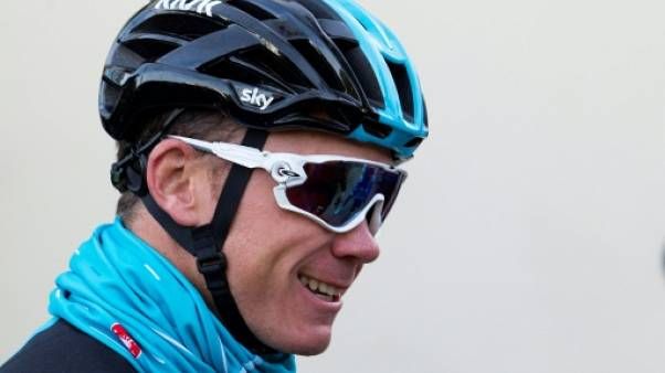 Dopage: Froome demande au président de l'UCI de lui parler plutôt que d'utiliser les médias