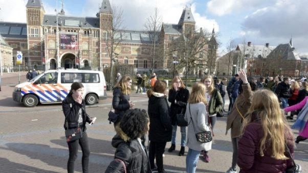 Coupure d'électricité à Amsterdam: tramways à l'arrêt, musées fermés