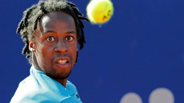 Tennis: Monfils au 2e tour d'Indian Wells