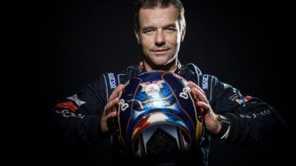 Rallye du Mexique: Loeb troisième à la mi-journée, Neuville en détresse