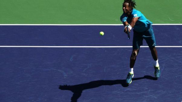 Tennis: Monfils qualifié pour le 2e tour d'Indian Wells veut être tête de série à Roland Garros