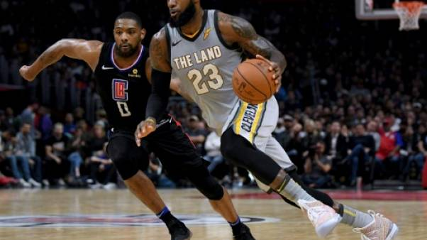 NBA: sale soirée pour les cadors