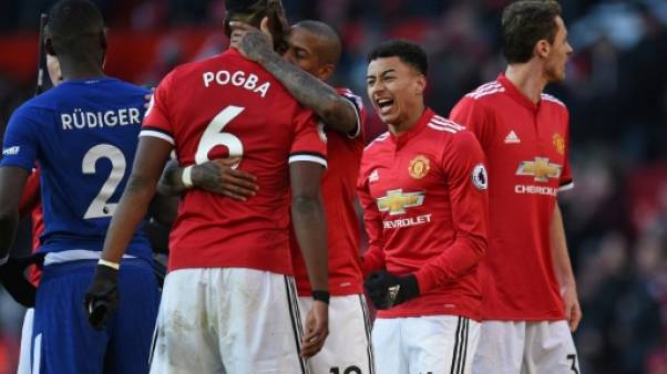 Angleterre: Manchester United-Liverpool, rivalité sulfureuse et opposition de styles