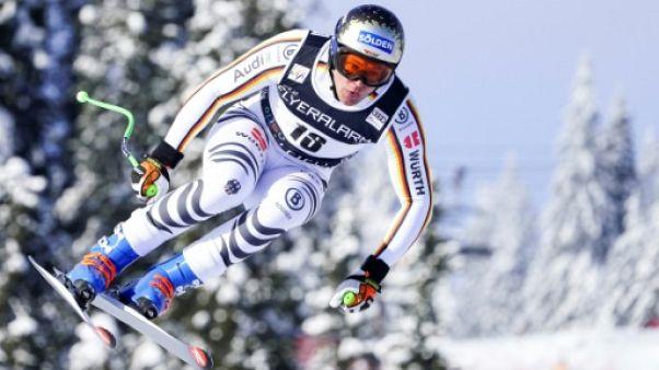 Ski: Dressen vainqueur de la descente, Feuz accroit son avance pour le globe