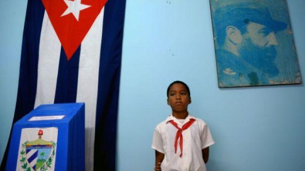 Elections à Cuba: le début de la fin de l'ère Castro