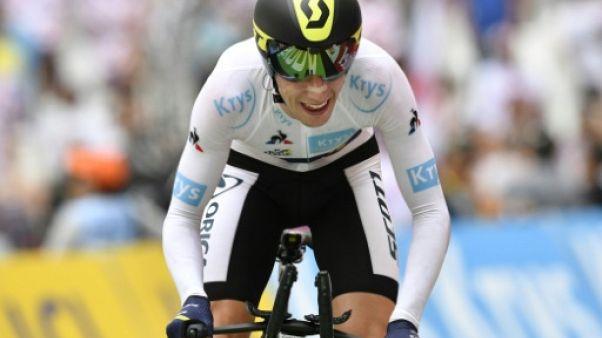 Paris-Nice: le Britannique Simon Yates prend le pouvoir lors de la 7e étape