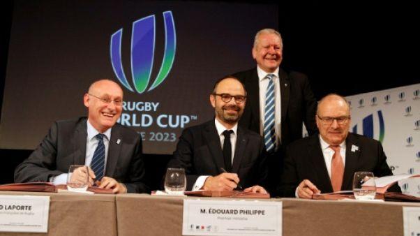 Rugby: le comité d'organisation du Mondial-2023 créé