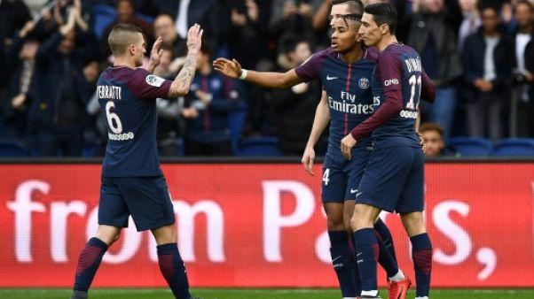 Ligue 1: après la claque du Real, le PSG se venge sur Metz