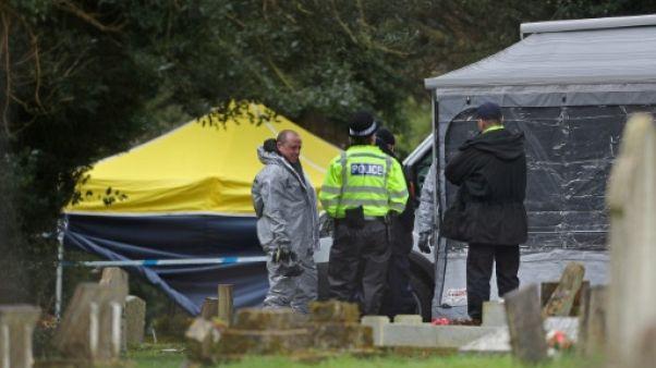 Ex-espion empoisonné : Londres déploie une enquête à grande échelle