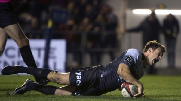 Top 14: Toulon écrase Agen, Clerc franchit la barre des 100
