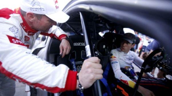 Rallye du Mexique: Ogier plane, Loeb se dégonfle avant la dernière journée