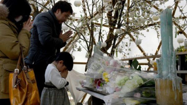 Le Japon se souvient sept ans après le tsunami et la catastrophe nucléaire
