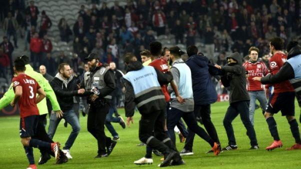 Débordements à Lille: condamnation de la Ligue, mise en instruction dès jeudi