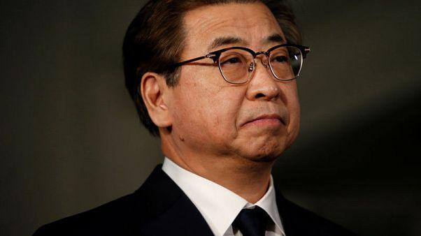 كوريا الجنوبية تطلع الصين واليابان على محادثاتها مع الشمال
