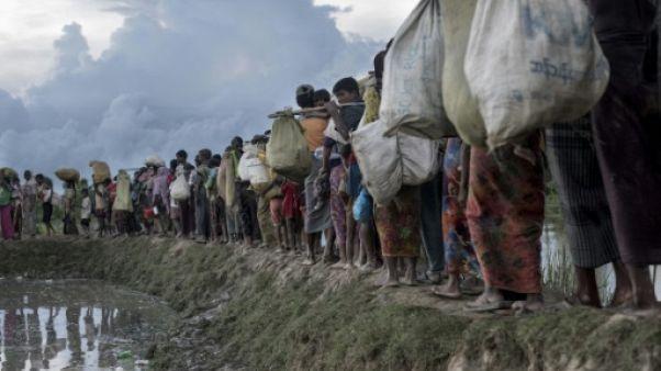 Rohingyas: l'ONU recherche un milliard de dollars pour les réfugiés au Bangladesh