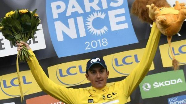Paris-Nice: Soler fait mieux que Contador