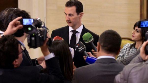 """Syrie: les violences sexuelles, mesures de """"rétorsion"""" pour Bachar al-Assad (ONG)"""