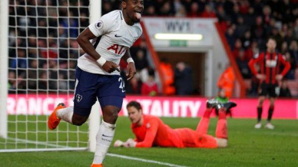 Angleterre: Tottenham se venge sur Bournemouth , Arsenal se rassure