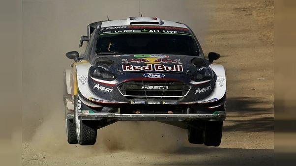 Rallye du Mexique: Ogier en démonstration, Loeb placé
