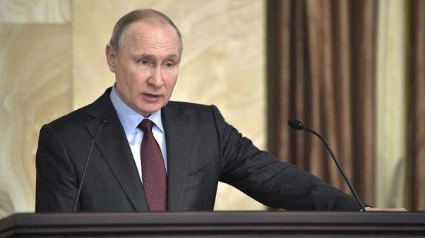 بوتين أمر بإسقاط طائرة ركاب في 2014 قيل أن بها راكبا يحمل قنبلة