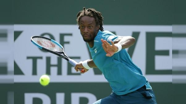 Tennis: Monfils rejoint Herbert au 3e tour d'Indian Wells