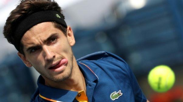 Tennis: Herbert fait tomber Müller à Indian Wells
