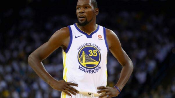 NBA: Golden State, sans Curry, chute encore