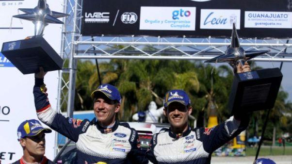 Rallye du Mexique: Ogier vainqueur, Loeb placé