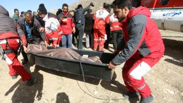 Crash en Iran: une héritière turque et ses amies tuées