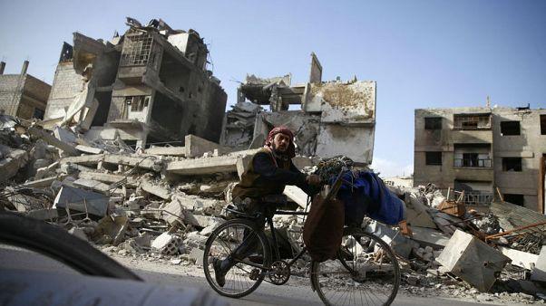 """المجلس المحلي بمدينة دوما السورية يحذر من وضع """"كارثي"""""""
