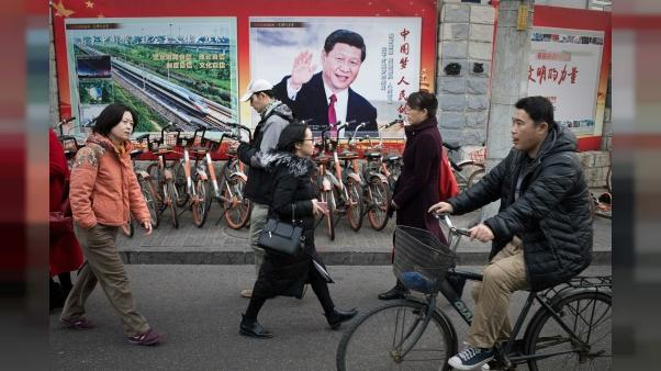 """Présidence """"à vie"""": une réforme en catimini pour Xi Jinping"""