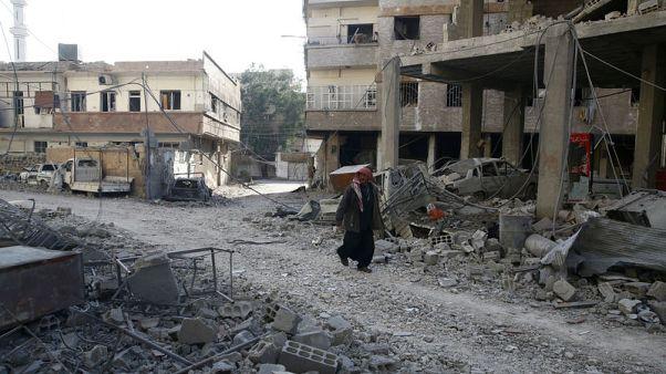 المرصد السوري: مقتل أكثر من نصف مليون شخص منذ اندلاع الحرب في سوريا
