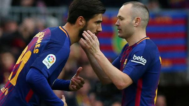 Image result for 'Ashamed' Gomes opens up on hellish time at Barca