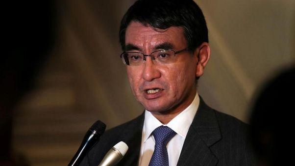 """سول: اليابان تعتبر الانفراجة في شبه الجزيرة الكورية أشبه """"بمعجزة"""""""
