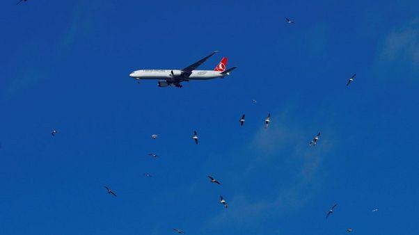الخطوط الجوية التركية تقول عدد الركاب في فبراير ارتفع 25.7% إلى 5.1 مليون