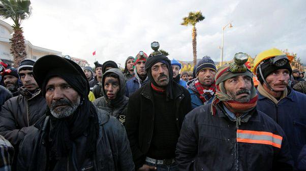 إضراب عام واعتقال نشطاء في حراك مدينة جرادة شرق المغرب