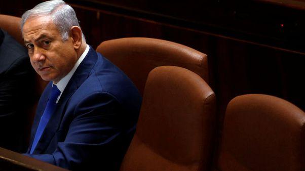 نتنياهو يحث شركاء الائتلاف الحاكم على البقاء في الحكومة