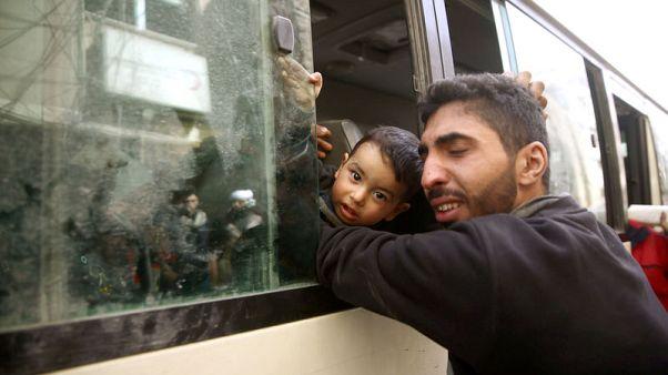 الأمم المتحدة تطالب بدخول الغوطة وعفرين مع تنامي الاحتياجات الإنسانية