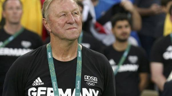 Germany's Hrubesch takes over women's team on interim basis